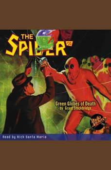 Spider #30 Green Globes of Death, The, Grant Stockbridge