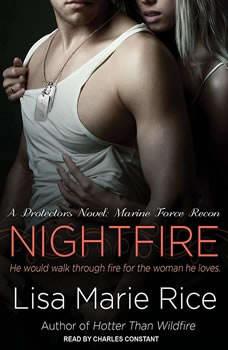Nightfire: Marine Force Recon Marine Force Recon, Lisa Marie Rice