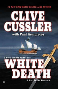 White Death, Clive Cussler