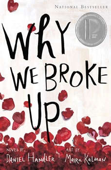 Why We Broke Up, Daniel Handler