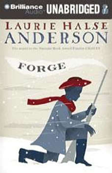 Forge, Laurie Halse Anderson