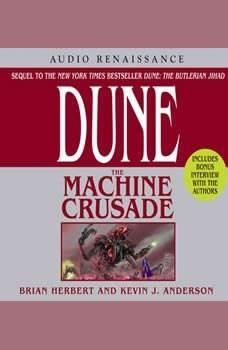 Dune: The Machine Crusade, Brian Herbert
