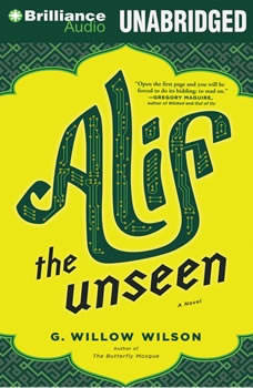 Alif the Unseen, G. Willow Wilson