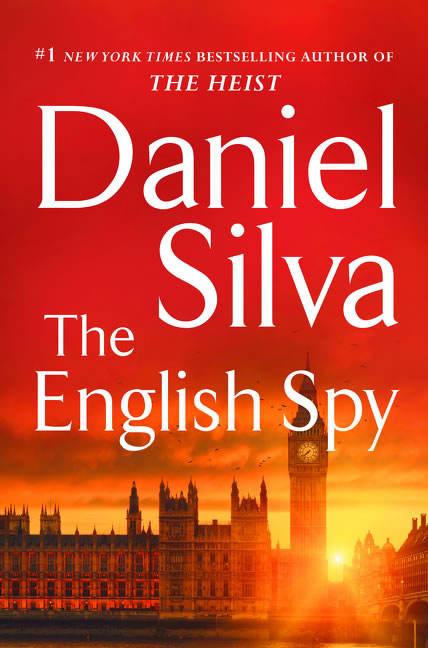 The English Spy, Daniel Silva