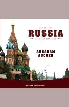 Russia: A Short History, Abraham Ascher