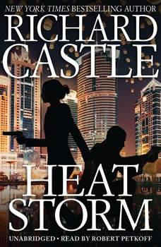 Heat Storm, Richard Castle