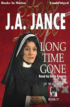 Long Time Gone, J.A. Jance