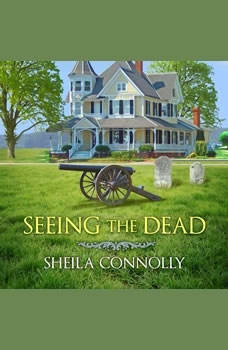 Seeing the Dead, Sheila Connolly