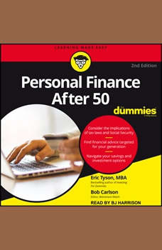 Personal Finance After 50 For Dummies: 2nd Edition, Robert C. Carlson