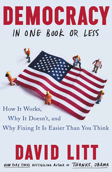 Democracy in One Book or Less: How It Works, Why It Doesn't, and Why Fixing It Is Easier Than You Think, David Litt