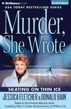 Murder, She Wrote: Skating on Thin Ice, Jessica Fletcher