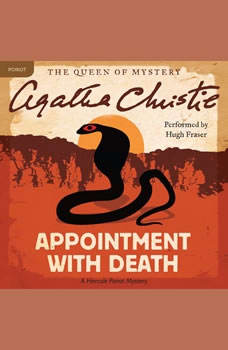 Appointment with Death: A Hercule Poirot Mystery, Agatha Christie