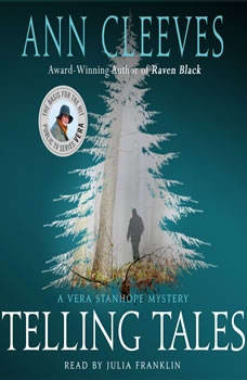 Telling Tales: A Vera Stanhope Mystery, Ann Cleeves