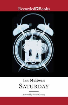 Saturday, Ian McEwan