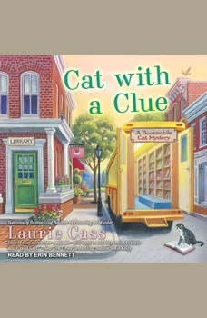 Cat With a Clue, Laurie Cass