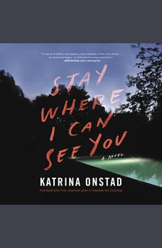 Stay Where I Can See You: A Novel, Katrina Onstad