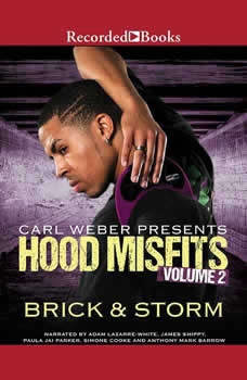 Hood Misfits Volume 2: Carl Weber Presents, Brick
