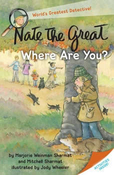 Nate the Great, Where Are You?, Marjorie Weinman Sharmat