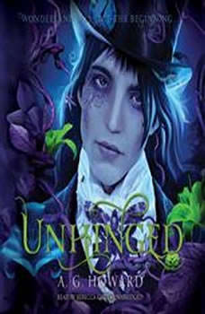 Unhinged, A. G. Howard