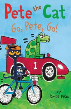 Pete the Cat: Go, Pete, Go!, James Dean