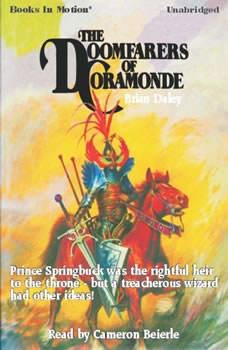 The Doomfarers of Coramonde, Brian Daley