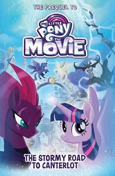 My Little Pony: The Movie: The Stormy Road to Canterlot, Sadie Chesterfield