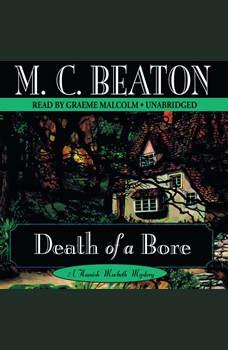 Death of a Bore, Beaton, M. C.