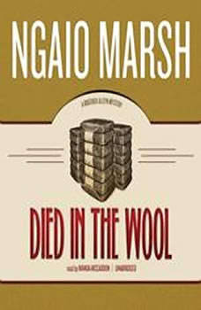 Died in the Wool, Ngaio Marsh
