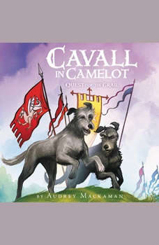 Cavall in Camelot #2: Quest for the Grail, Audrey Mackaman