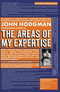 The Areas of My Expertise, John Hodgman
