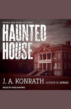 Haunted House, Jack Kilborn