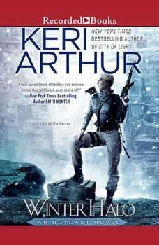 Winter Halo, Keri Arthur