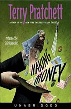 Making Money, Terry Pratchett