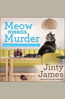 Meow Means Murder, Jinty James