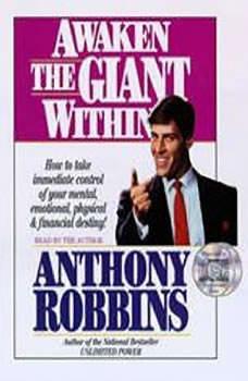 Awaken the Giant Within, Tony Robbins
