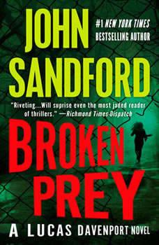 Broken Prey, John Sandford