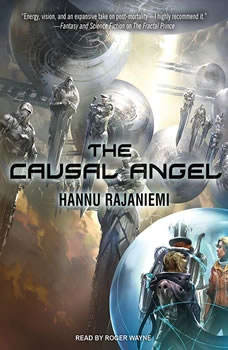 The Causal Angel, Hannu Rajaniemi