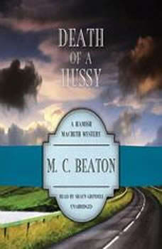 Death of a Hussy, M. C. Beaton
