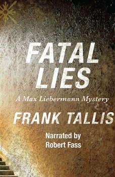 Fatal Lies, Frank Tallis