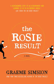 The Rosie Result, Graeme Simsion