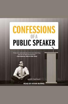 Confessions of a Public Speaker, Scott Berkun