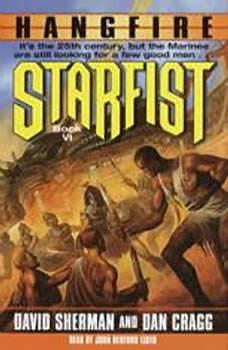 Starfist: Hangfire, Dan Cragg