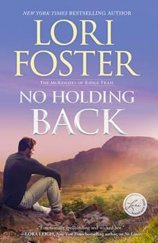No Holding Back, Lori Foster