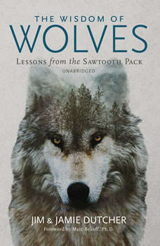 The Wisdom of Wolves: Lessons from the Sawtooth Pack, Jim Dutcher
