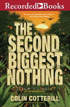 The Second Biggest Nothing, Colin Cotterill