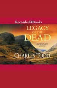 Legacy of the Dead, Charles Todd