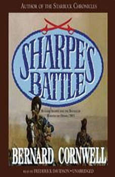 Sharpe's Battle, Bernard Cornwell
