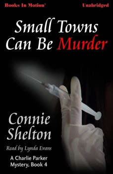 Small Towns Can Be Murder, Connie Shelton