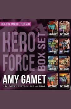 HERO Force Box Set: Books One - Eight, Amy Gamet