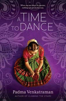 A Time to Dance, Padma Venkatraman